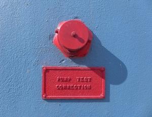Pump Test Connection