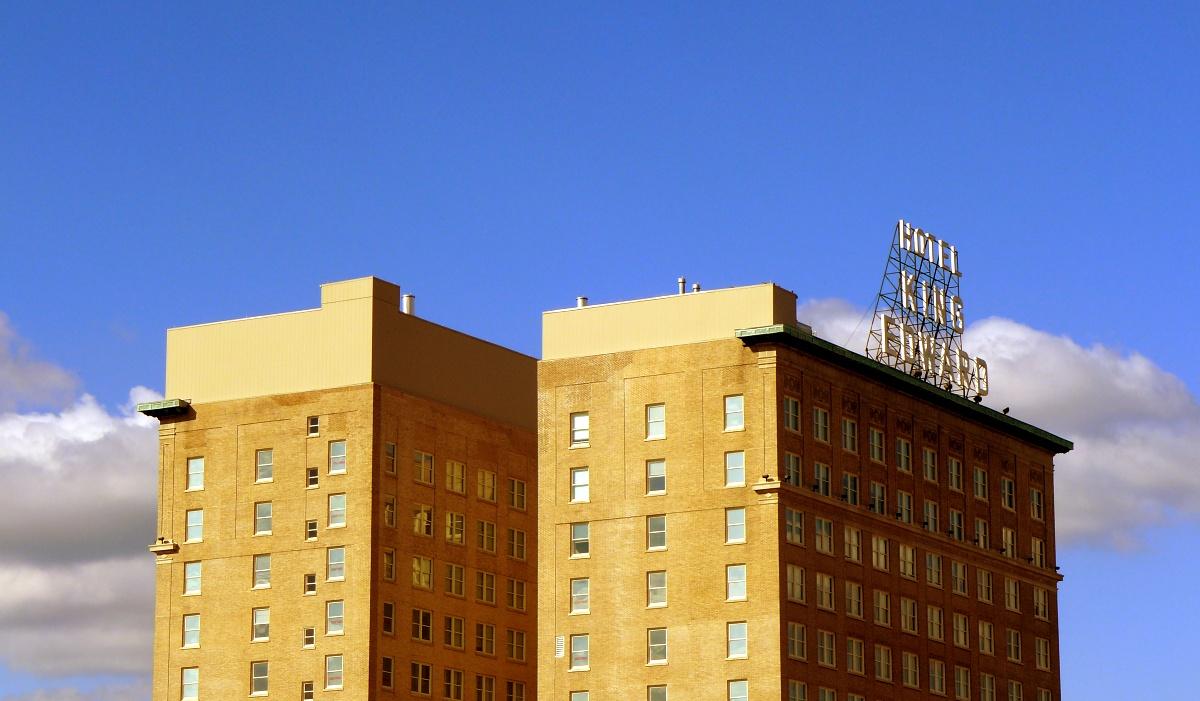 King Edward Hotel 1