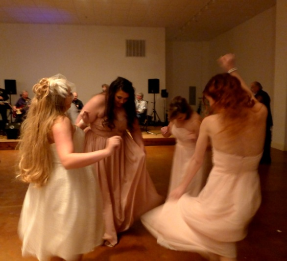 Dance of the Bridesmaids